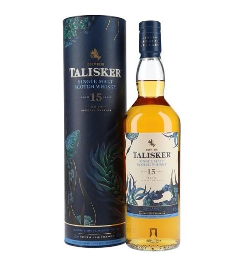 Talisker 15YO Single Malt Whisky Special Release 2019 57,3% 0,7 l