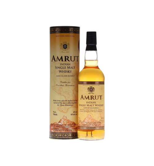 Amrut Indian Single Malt Whisky 46% 0,7 l