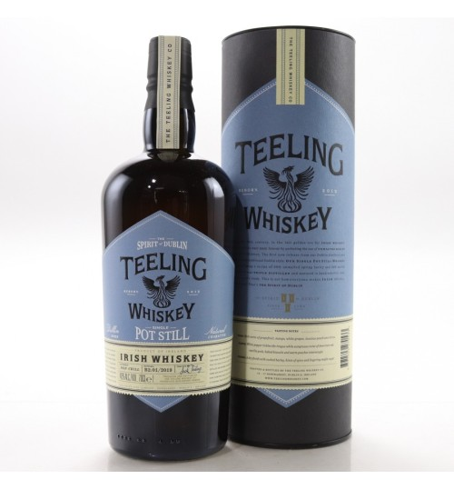 Teeling Single Pot Still Whiskey Batch 2 46% 0.7l