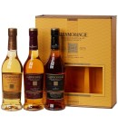 Glenmorangie The Pioneering Collection Pack 43,8% 3x0,35 l