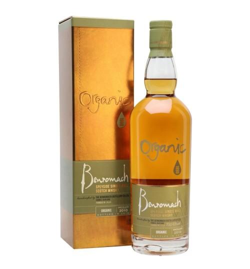 Benromach ORGANIC 2010/2016 Scotch Whisky 43% Vol. 0,7