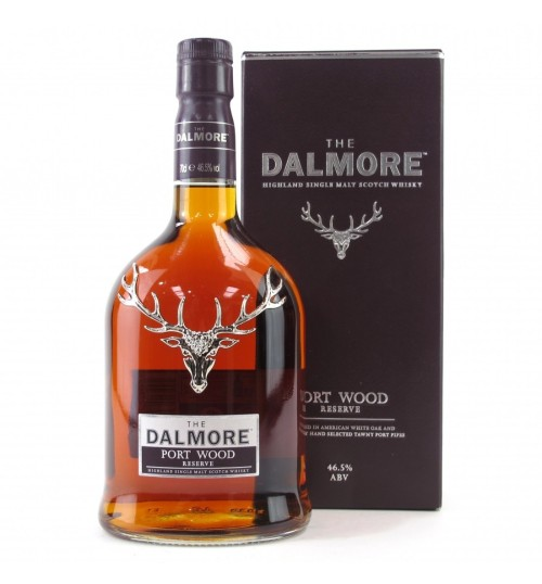 Dalmore PORTWOOD RESERVE 46,5% 0,7 l