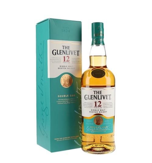 Glenlivet 12YO 40% 0,7 l