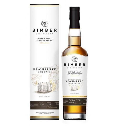 Bimber London Single Malt Whisky Batch no.1 - 51,9% 0.7l