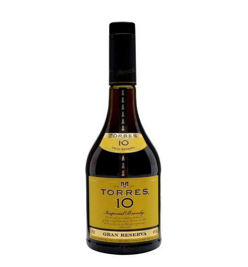 Torres 10 Imperial Brandy Gran Reserva 38% 0,7 l