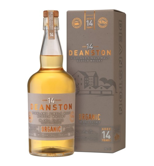 Deanston 14YO ORGANIC Whisky 46,3% 0,7