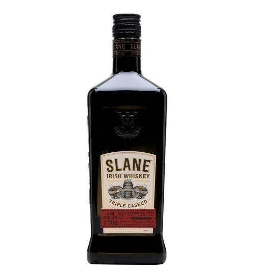 Slane Irish Whiskey Triple Casked 40% 0,7 l