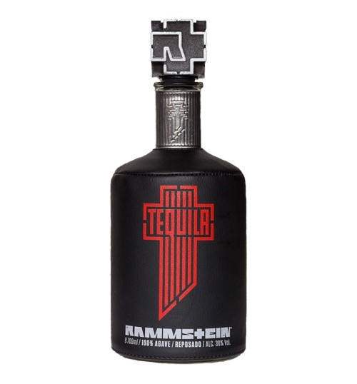 Rammstein Tequila Reposado 100% Agave 38% 0,7 l