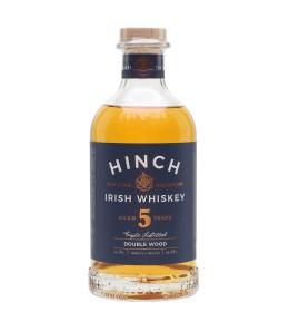 Hinch 5YO Double Wood Irish Whiskey 43% 0.7l
