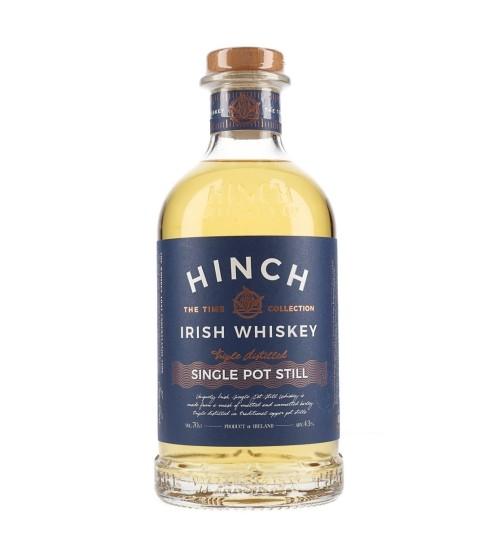 Hinch Single Pot Still Irish Whiskey 43% 0.7l