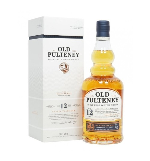 Old Pulteney 12YO 40% 0,7 l