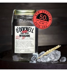 O'Donnell Moonshine High Proof Fight Corona 72% 0.7l