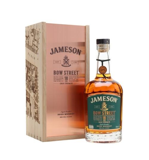 Jameson BOW STREET 18YO Irish Whiskey CASK STRENGTH 55,3% 0,7 l