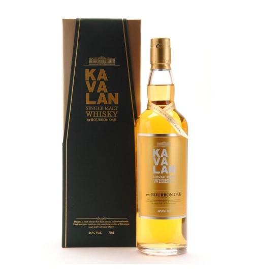 Kavalan Single Malt Whisky ex-BOURBON OAK 46% 0,7 l