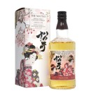 Matsui Single Malt Japanese Whisky SAKURA CASK 48% 0,7 l