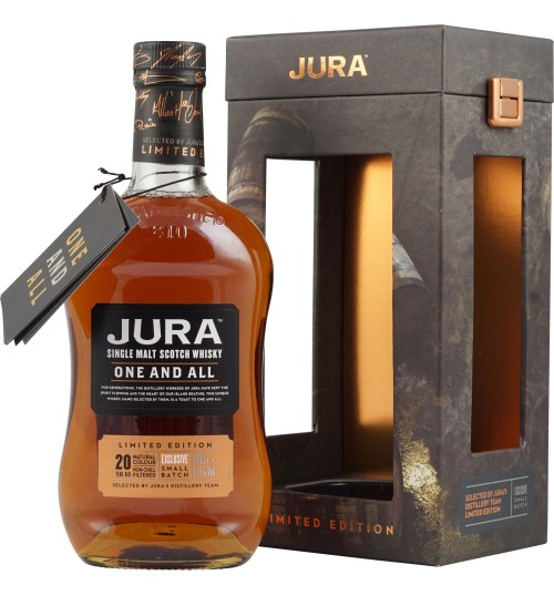 Jura 20YO ONE AND ALL Limited Edition 51% 0,7 l