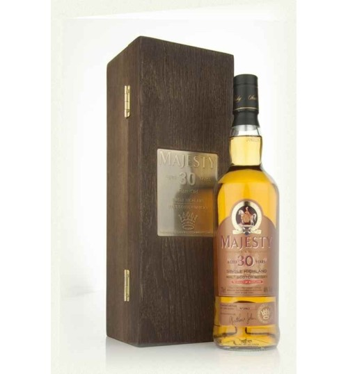 Highland Queen MAJESTY 30YO Whisky 40% 0.7l