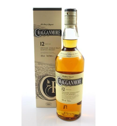 Cragganmore 12YO 40% 0,7 l