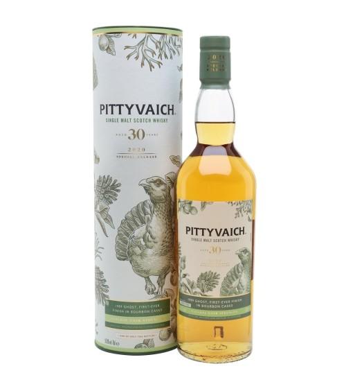 Pittyvaich 30YO Single Malt Whisky Special Release 2020 50.8% 0.7l