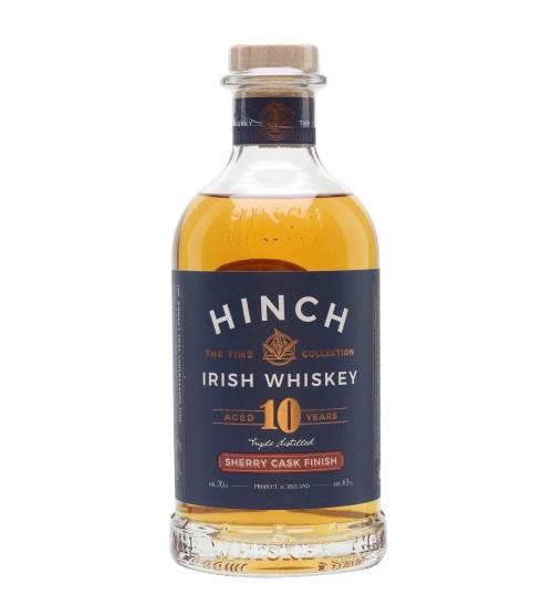 Hinch 10YO Sherry Cask Finish Irish Whiskey 43% 0.7l