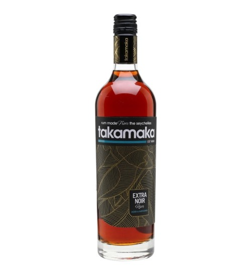 Takamaka EXTRA NOIR Rum 38% 0,7l