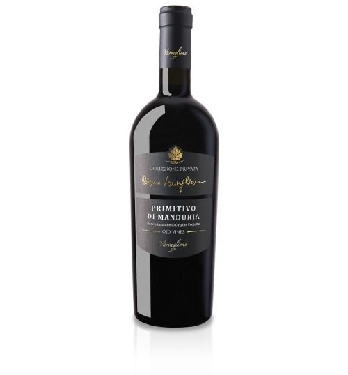 Wino Primitivo di Manduria Cosimo Varvaglione 15% 0.75