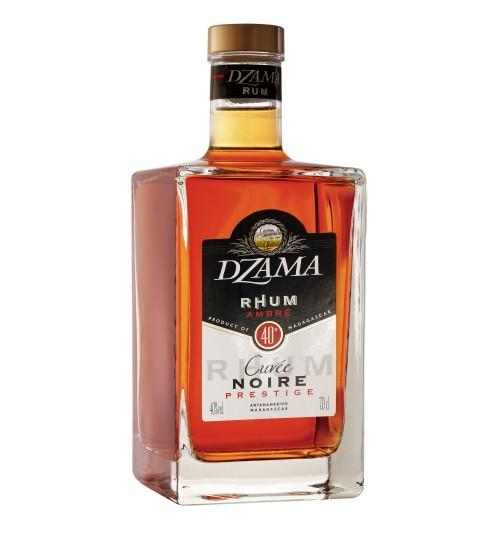 Dzama Cuvee Noir Prestige Rum 40% 0.7l