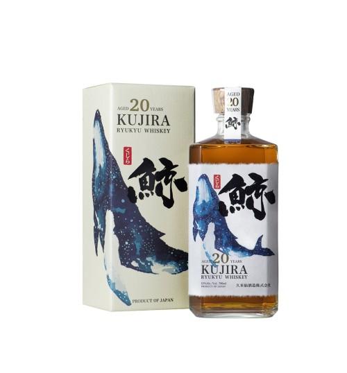 Kujira Ryukyu 20YO Single Grain Whiskey 43% 0,7l