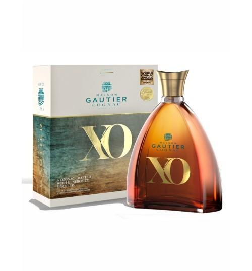 Gautier Cognac XO 40% 0,7l
