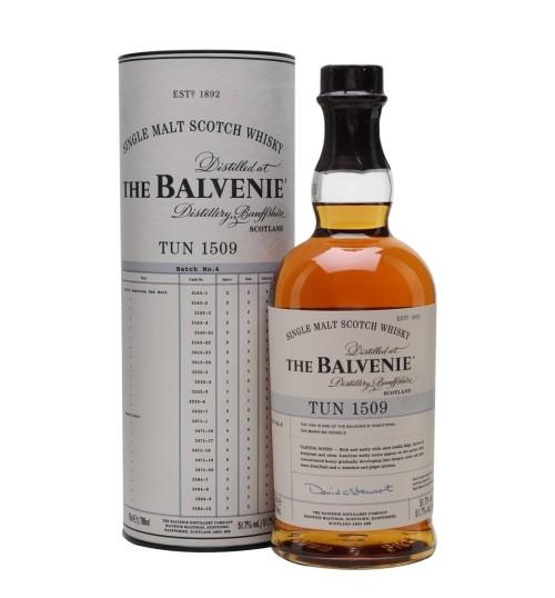 Balvenie TUN 1509 Batch No.4 51.7% 0,7l