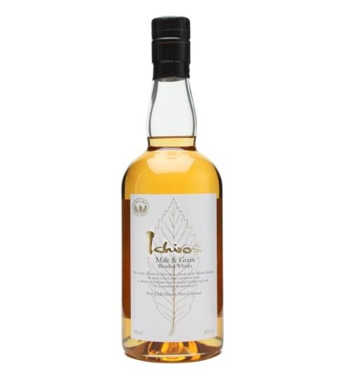 Chichibu Ichiro's MALT & GRAIN Blended Whisky 46% 0,7l