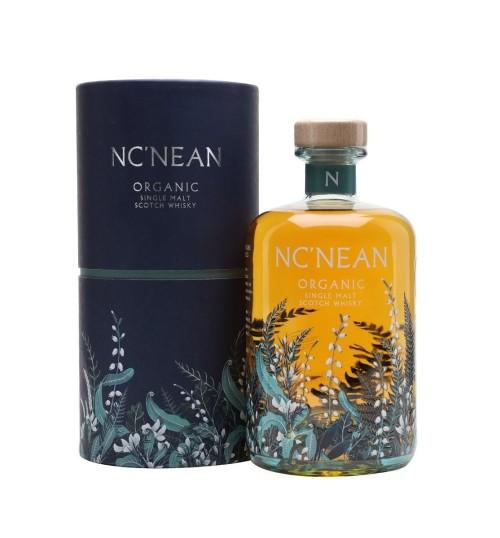 Nc'nean ORGANIC Single Malt Scotch Whisky Batch 05 46% 0,7l