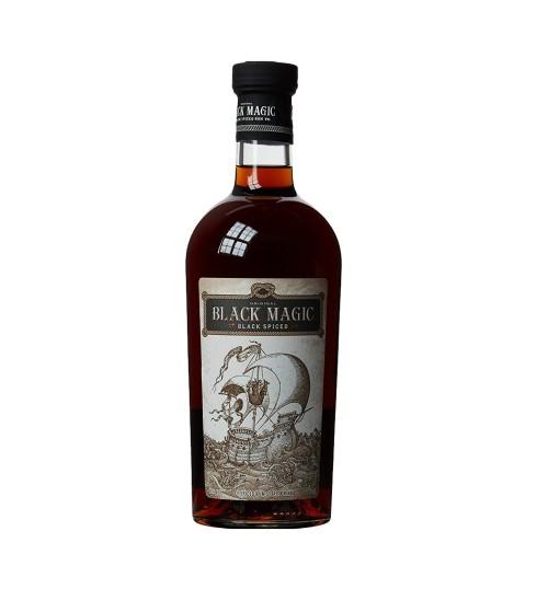 Black Magic Spiced Rum 40% 0,7l