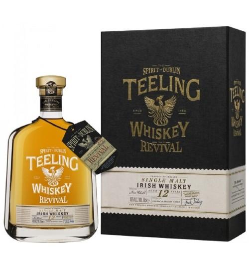 Teeling 12YO REVIVAL Vol. V Irish Whiskey 46% 0,7l