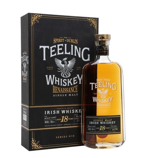 Teeling Whiskey 18YO RENAISSANCE Single Malt Series III 46% 0,7l