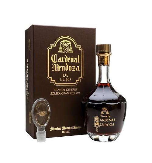 Cardenal Mendoza DE LUJO Solera Gran Reserva Brandy de Jerez 40% 0,7l