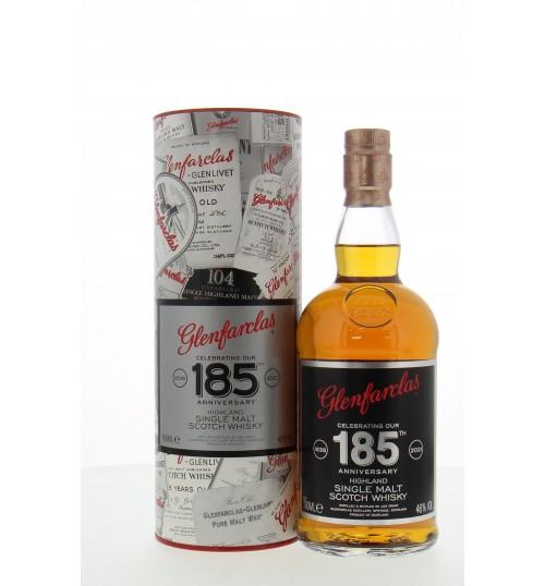 Glenfarclas 185th Anniversary Edition 46% 0.7l