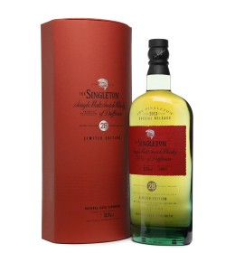 Singleton of Dufftown 28YO Limited Edition 2013 52,3% 0,7l