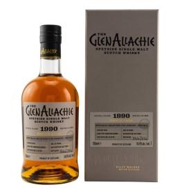 GlenAllachie 30YO Virgin Oak 1990 54,8% 0,7l